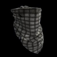 Checkered Bandana