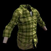 Green Lumberjack